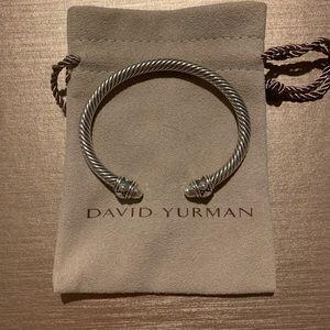 David Yurman Classic 925 Cable Bracelet